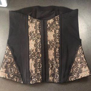 Belly Bandit Mother Tucker Corset Size Large